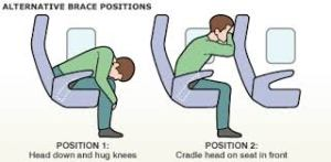 brace positions