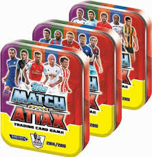 Match Attax 2014/15 Best Team