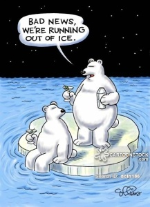 Out of Ice.