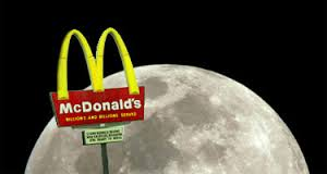 Incredible Exclusive: McDonald's Plan Launch of Fast Food Spacecraft – April Fools Day Special