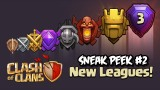 How has the new Clash of Clans update impacted the gameplay?