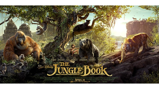 The Jungle Book –Review