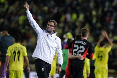 Villarreal-v-Liverpool