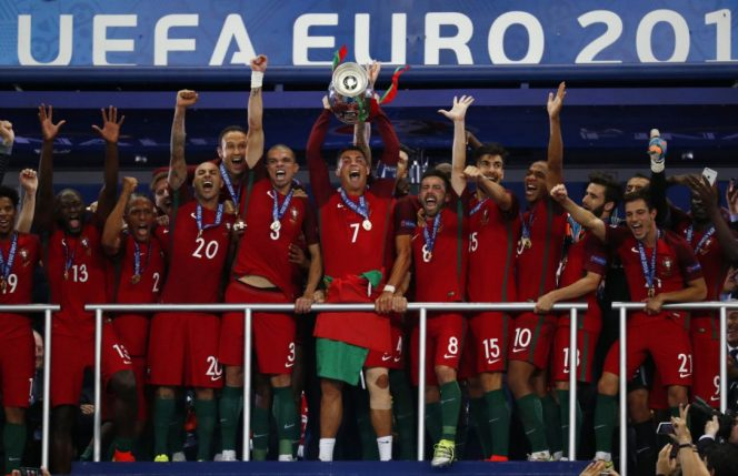 Things Just Get B-Éder and B-Éder for Portugal (Euro 16 Diaries Vol.14)